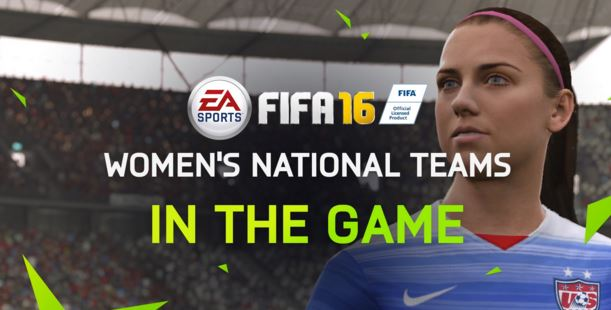 fifa 16 coins earnings with female national team